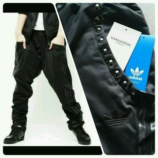 アディダス(adidas)のadidas original × VANQUISH コラボ サルエルジャージS(サルエルパンツ)