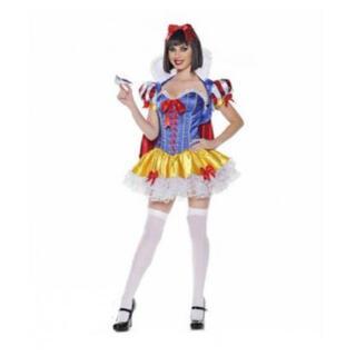 ハロウィン コスプレ服 白雪姫 ドレス ケープ ワンピース カチューシャ 3点(衣装一式)