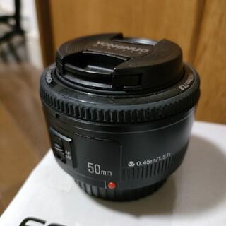 Canon - YONGNUO 50mm 単焦点レンズ