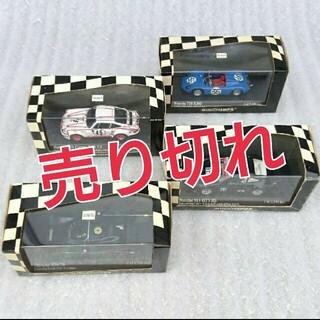 ポルシェ(Porsche)の値下げ MINICHAMPS 1/43 PORSCHE 4台 バラ売りOK(ミニカー)