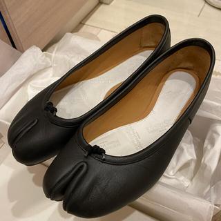 Maison Martin Margiela - マルジェラ 足袋バレエ 36サイズ 黒