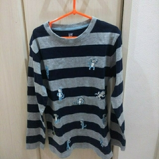 Design Tshirts Store graniph - グラニフ ロンT