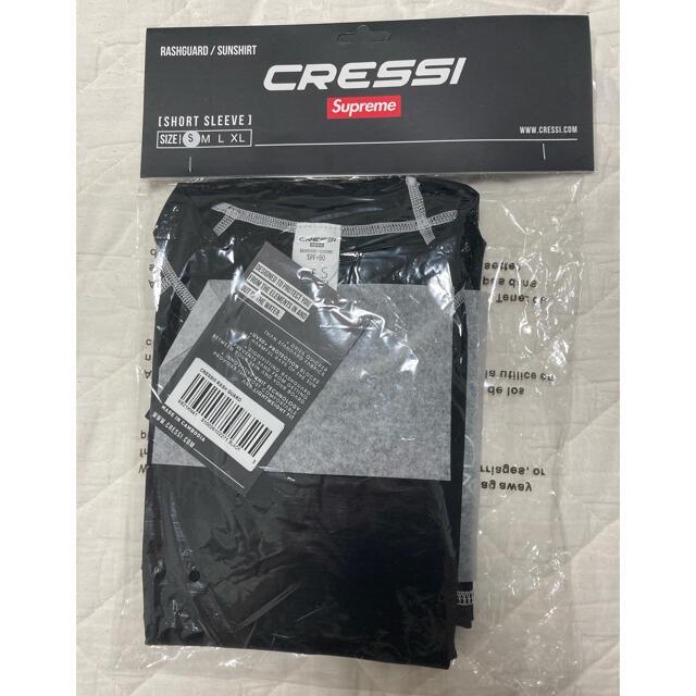 Supreme(シュプリーム)の新品未開封‼︎Supreme Cressi Rash Guard Sサイズ‼︎ メンズのトップス(Tシャツ/カットソー(半袖/袖なし))の商品写真