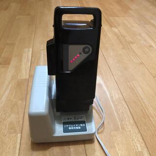 パナソニック(Panasonic)のパナソニック 充電器(正常品) バッテリー(ジャンク品)(工具/メンテナンス)