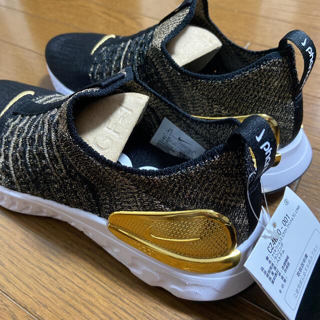 NIKE(ナイキ)のナイキ 25.5cm ウィメンズ  リアクト ファントム ラン 2 プレミアム メンズの靴/シューズ(スニーカー)の商品写真
