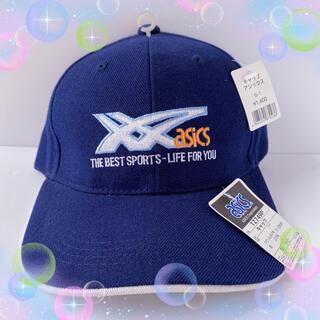 アシックス(asics)のASICS*帽子(キャップ)