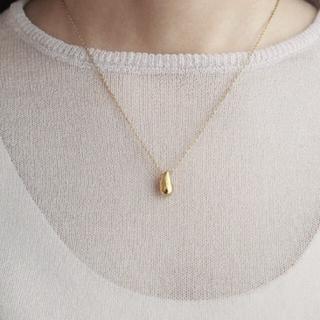 IENA SLOBE - 【NEW】drop necklace