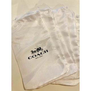 コーチ(COACH)のCOACH 袋 長財布専用袋 10枚セット 新品(ショップ袋)
