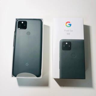 Google pixel 5a5G SIMフリー