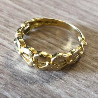 リング 指輪 K18 (11)