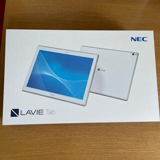 エヌイーシー(NEC)のNEC LAVIE   t ab  の箱・ケーブル・アダプタ(PC周辺機器)