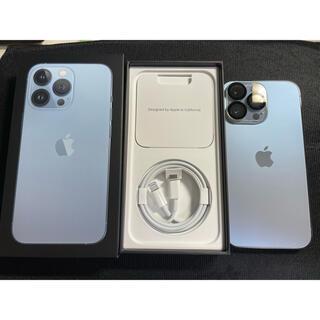 iPhone - 値下げNG iPhone 13 Pro 128G シエラブルー SIMフリー