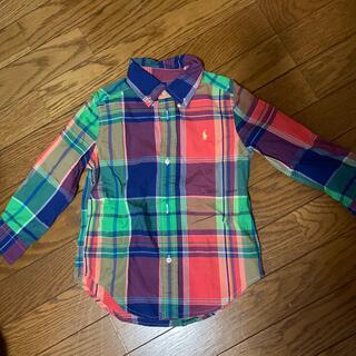 ラルフローレン(Ralph Lauren)のラルフローレン シャツ 100(Tシャツ/カットソー)