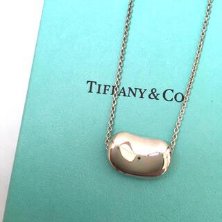 Tiffany & Co. - TIFFANY ティファニー エレサペレッティビーン 大サイズ ネックレス