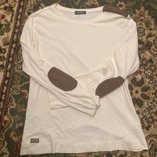 ラルフローレン(Ralph Lauren)のLRL ralph lauren vintage エルボーパッチ スウェード(Tシャツ/カットソー(七分/長袖))