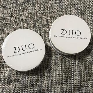 duo デュオ クレンジングバーム ブラックリペア 20g