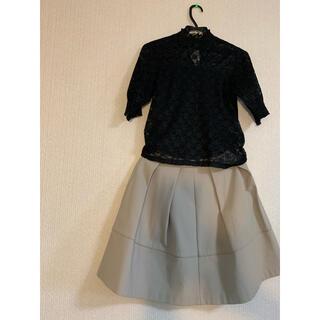 エムプルミエ(M-premier)のMプルミエ M's select スカート(ひざ丈スカート)