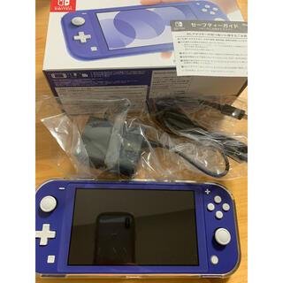 Nintendo Switch - スイッチライト ブルー