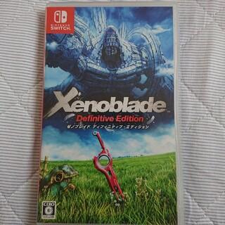 Nintendo Switch - ゼノブレイド ディフィニティブ・エディション