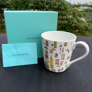 Tiffany & Co. - TIFFANY&CO.ティファニーマグカップ 新品未使用