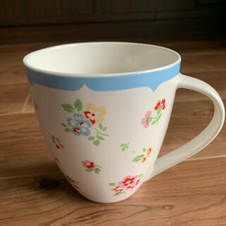 キャスキッドソン(Cath Kidston)のキャスキッドソン マグカップです 美品(グラス/カップ)
