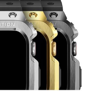 amband Light Black Apple Watch 44mm用