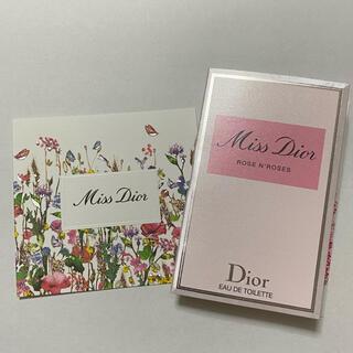 ディオール(Dior)のDIORミスディオールローズ&ローズ(香水(女性用))