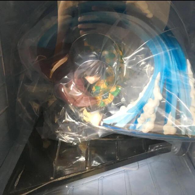 BANDAI(バンダイ)の新品 鬼滅の刃 一番くじ エンタメ/ホビーのおもちゃ/ぬいぐるみ(キャラクターグッズ)の商品写真
