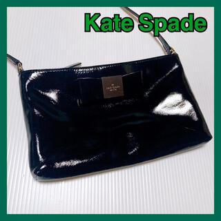 ケイトスペードニューヨーク(kate spade new york)のkate spade ケイトスペード ショルダーバッグ エナメル(ショルダーバッグ)