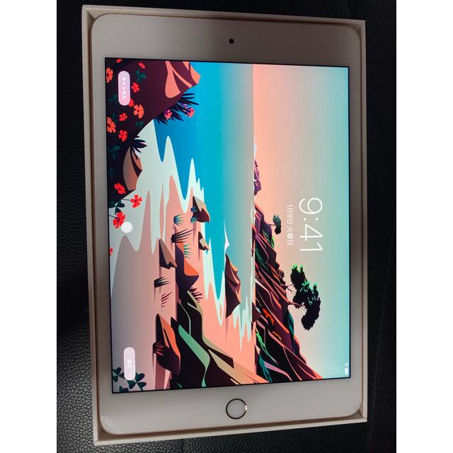 iPad(アイパッド)の最終値下げ★超美品★ iPad mini5 Apple Pencil フィルム スマホ/家電/カメラのPC/タブレット(タブレット)の商品写真
