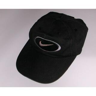 NIKE - NIKE ナイキ 帽子 黒 中古 送料込み