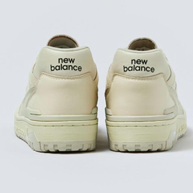 New Balance(ニューバランス)のAURALEE × New Balance 550 m様専用 レディースの靴/シューズ(スニーカー)の商品写真