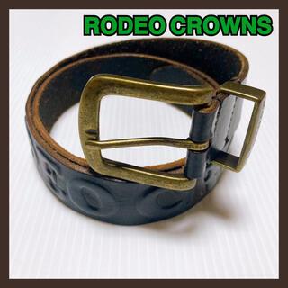 RODEO CROWNS - RODEOCROWNS ロデオクラウンズ ベルト
