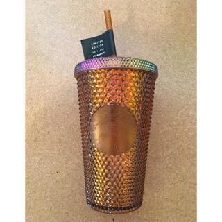 スターバックスコーヒー(Starbucks Coffee)のStarbucks 北米限定タンブラー スタバ50周年 Honey comb(タンブラー)