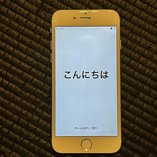 Apple - 【ジャンク品】iPhone 6 16GB シルバー