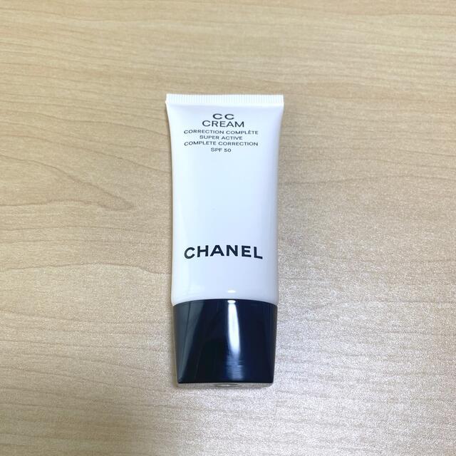 CHANEL(シャネル)のCCクリーム CHANEL  日焼け止め乳液 メークアップベース コスメ/美容のベースメイク/化粧品(CCクリーム)の商品写真