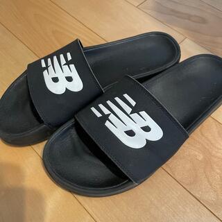 ニューバランス(New Balance)のニューバランス サンダル 黒(サンダル)