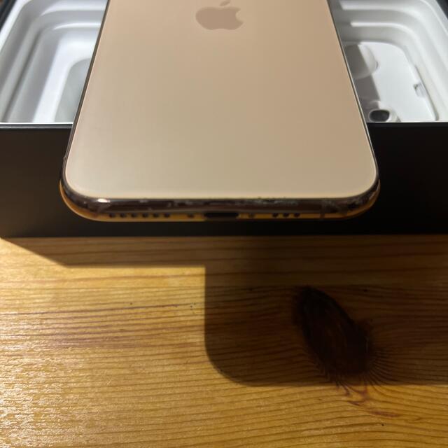 iPhone(アイフォーン)のiPhone 11 Pro 64GB ゴールド SIMフリー スマホ/家電/カメラのスマートフォン/携帯電話(スマートフォン本体)の商品写真
