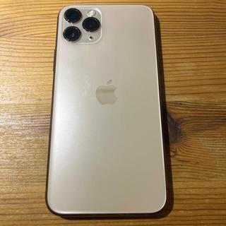 iPhone - iPhone 11 Pro 64GB ゴールド SIMフリー