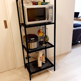 IKEA - イケア 3段ラック 引取限定