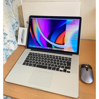 Apple - 美品MacBook Pro Retina 4K/2020年Office付き。