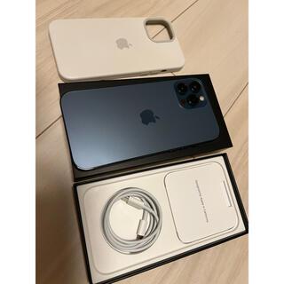Apple - iPhone 12 Pro Max パシフィックブルー 256 GB おまけ付き