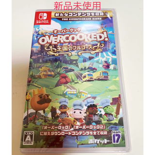 Nintendo Switch - Overcooked! - オーバークック 王国のフルコース Switch