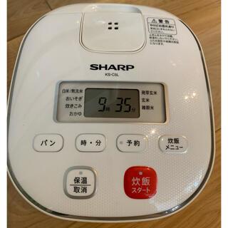 SHARP - SHARP 炊飯器 KS-C5L