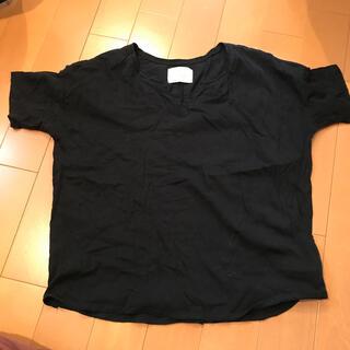 アングリッド(Ungrid)のアングリッド Tシャツ ネックカット(Tシャツ(半袖/袖なし))