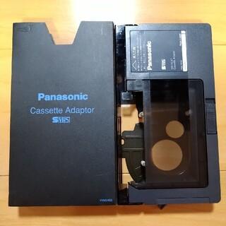 Panasonic - パナソニック★カセットアダプター★VHS★ビデオ★Panasonic