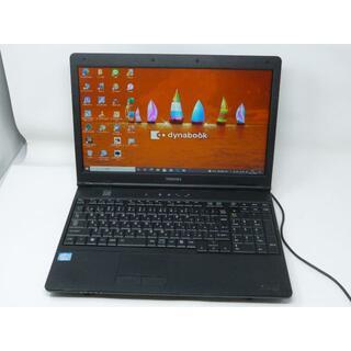 東芝 - 東芝 ノートパソコン B552/G Corei3 Office SSD