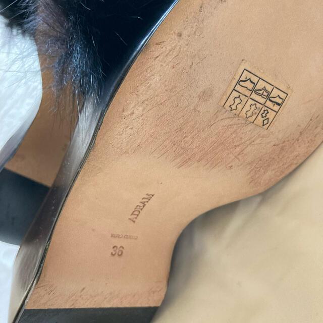 FOXEY(フォクシー)のご専用ページ       3点セット ADEAM ファーサンダル  レディースの靴/シューズ(サンダル)の商品写真