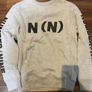 ナンバーナイン(NUMBER (N)INE)のナンバーナイン スウェット トレーナー(スウェット)