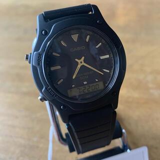 カシオ(CASIO)の新品✨ カシオ CASIO クオーツ メンズ 腕時計 AW-49HE-1A(腕時計(アナログ))